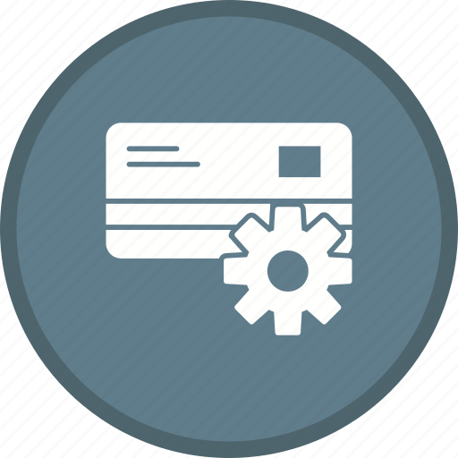 gear, optimization, payment settings, settings icon