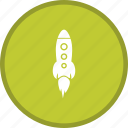 business, marketing, rocket, seo, web icon