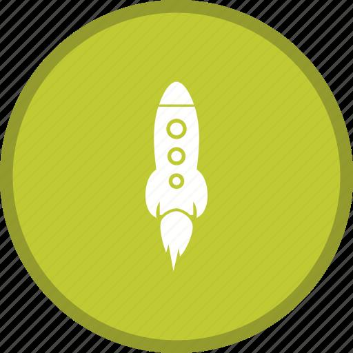 marketing, rocket, seo, web icon