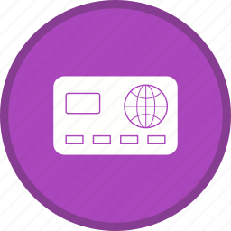 atm, card, credit card icon