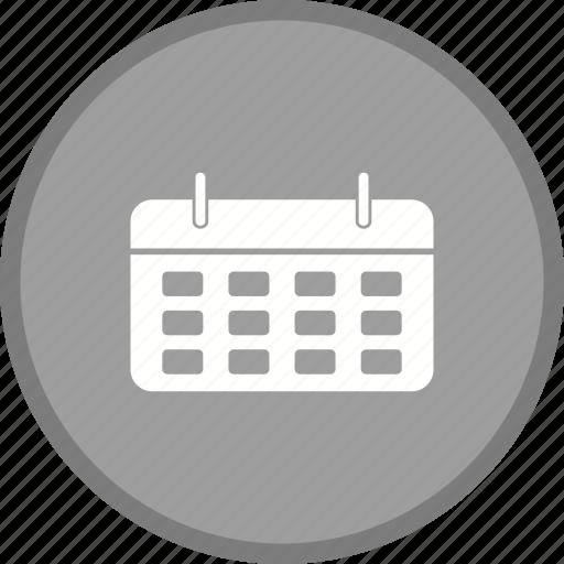 calendar, date, event, plan, schedule, year icon