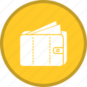 cash, income, wallet icon
