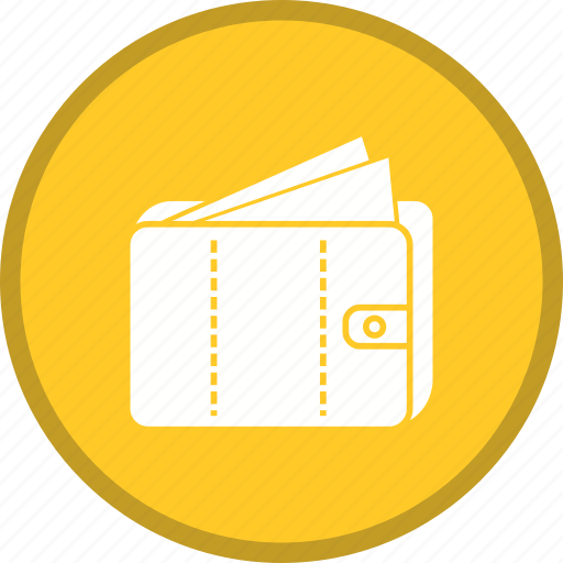 cash, income, purse, shopping, wallet icon