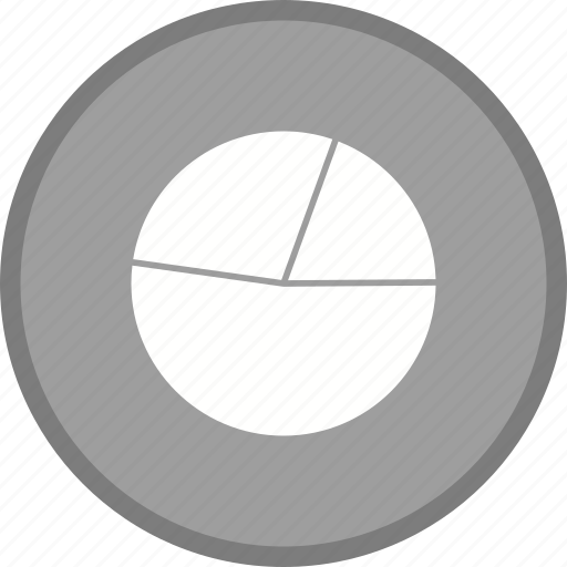 chart, growth, pie, pie chart, report, statistics icon