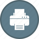 device, machine, print, printer, printing, technology icon
