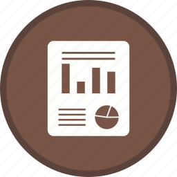 document, plan, report icon