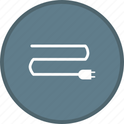 cable, connection, extenshion lead icon