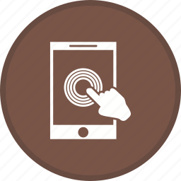 device, mobile, phone, screen, touch icon