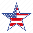 achievement, award, embedded, independence day, poster, star, stars icon, usa icon