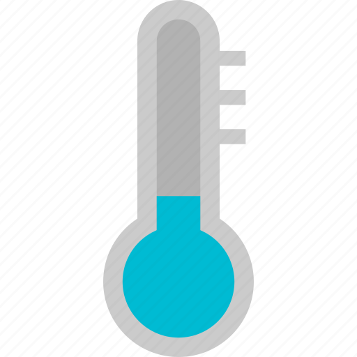 cold, freezing, frigid, icy, meter, weather icon