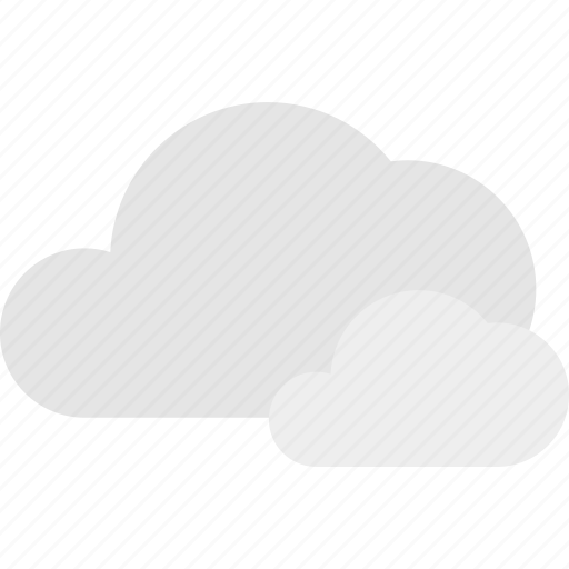 clouds, cloudy, forecast, low, small, weather icon