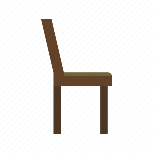 chair, furniture, households, interior, seat icon