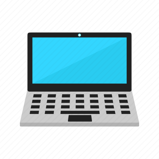 computer, device, laptop, macbook, notebook, pc icon