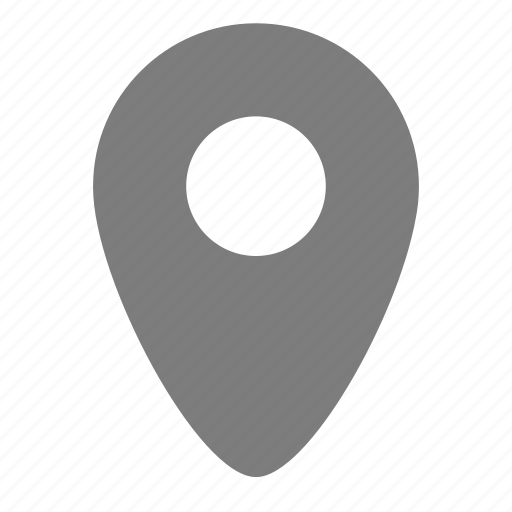 here, location, map, maps, pin, place, tag icon