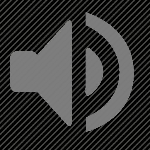 loud, music, noise, silent, sound, speaker, tune icon