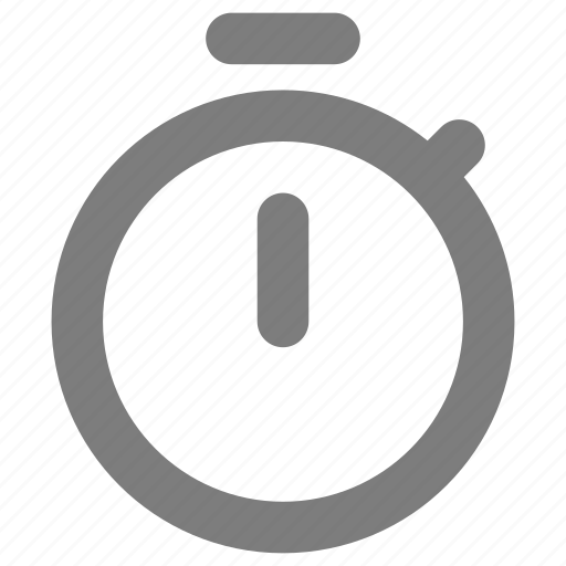 clock, stopwatch, time, tracking, watch icon