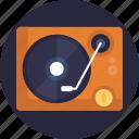 instrument, audio, music, player
