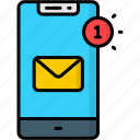 notification, mobile phone notification, mobile, push, smartphone, chat, message