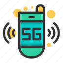 network, communication, internet, connection, 5g, signal, feature phone 5g