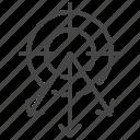 beamforming, control, internet, signal, wifi, 5g icon