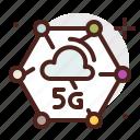 data, device, electronic, signal, technology icon