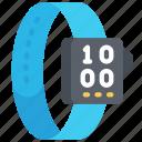 smart, watch, tech, iot, wrist icon