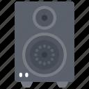 speaker, tech, iot, appliance, audio icon