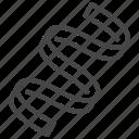 protein, fiber, string, chain