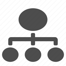 chart, diagram, finance, graph, hierarchy, internet, web icon