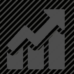 business, chart, diagram, finance, graph, profit, report icon