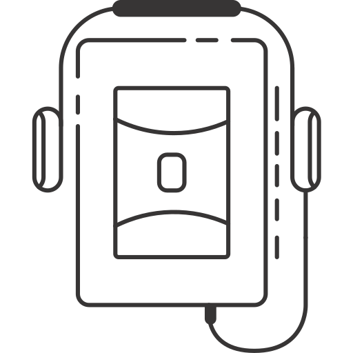 cassette player, player, tape player, walkman icon