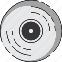 audio, disc, dj, music, retro, turntable, vintage, vinyl icon
