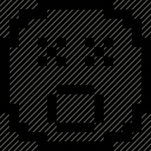 dead, emoji, emoticon, emotion, sleep, smiley, tired icon