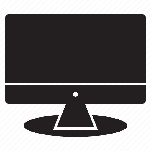 Monitor, computer, desktop, screen icon - Download on Iconfinder