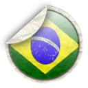 brasil, brazil, pais brasil icon