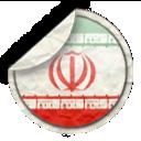 iran, tag icon