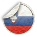 flag slovenia icon