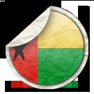bissau, guinea icon