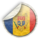 drapel, flag, md, moldova icon