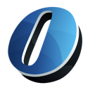 Blue o, o, opera icon - Free download on Iconfinder