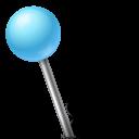 azure, ball, left, mapmarker