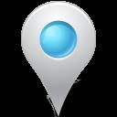 azure, inside, mapmarker, marker icon