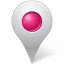 inside, mapmarker, marker, pink icon