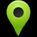 chartreuse, mapmarker, marker, outside
