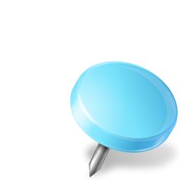 azure, drawingpin, mapmarker, right icon