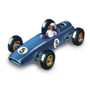 brm, car, racing, racing car icon