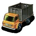 cattle, truck