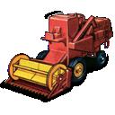combine, harvester icon