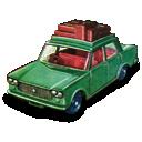 car, fiat icon