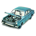 car, ford, mkiv, zodiac icon